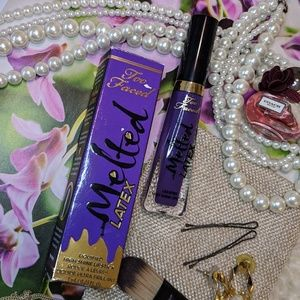 Too Faced Liquified High Shine Lipstick